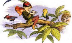 Poor_little_birdie_teased_by_Richard_Doyle