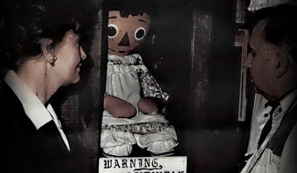Păpuşa Anabelle din filmul de groază Conjuring are o poveste reală