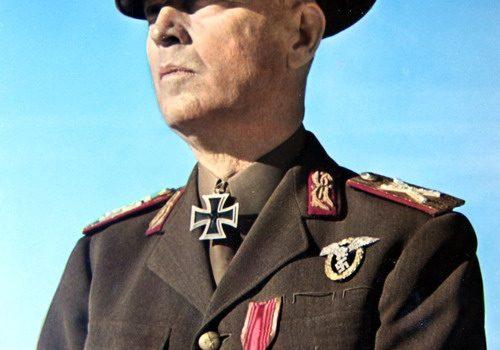 Mareșalul Ion Antonescu despre România