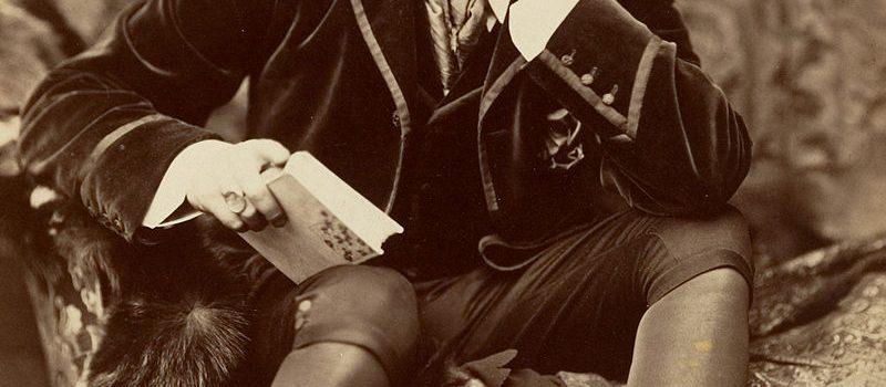 Oscar Wilde despre binecuvântări