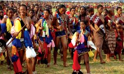 Swaziland people