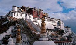 Templul Jokhang din Lhassa, capitala buddhismului tibetan 1