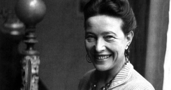 Simone de Beauvoir despre întrupare