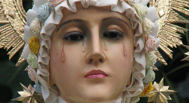 Fecioara Maria a apărut într-un sătuc de lângă Grenoble