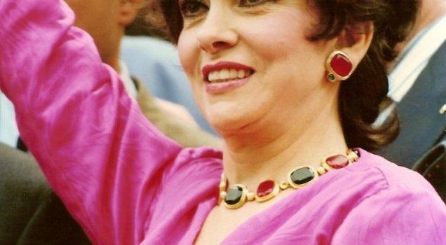 Gina Lollobrigida despre frumusețea sa