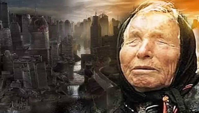 Baba Vanga a prezis un război nuclear nimicitor