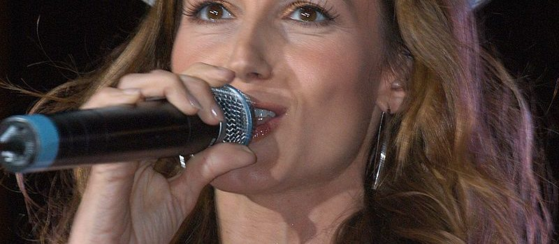 Chely Wright – Shut Up And Drive