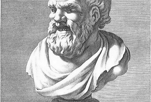 Democritus despre loviturile sorții
