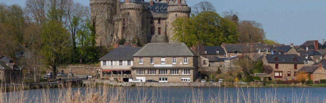 Fenomene paranormale la castelul din Combourg