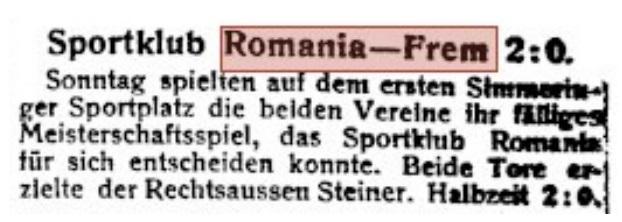 FC România4