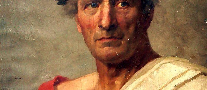 Iulius Cezar despre a începe din nou
